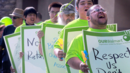 Wal-Mart Workers in 12 States Stage Historic Strikes, Protests Against Workplace Retaliation