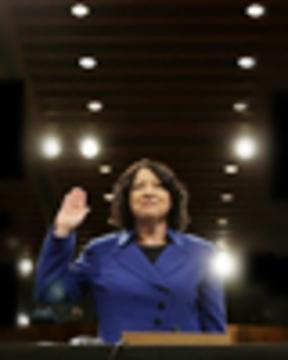 Sotomayor hearing web
