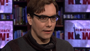 "Targeted Hacker Jacob Appelbaum on CISPA, Surveillance and the ""Militarization of Cyberspace"""