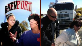 Bainport arrests