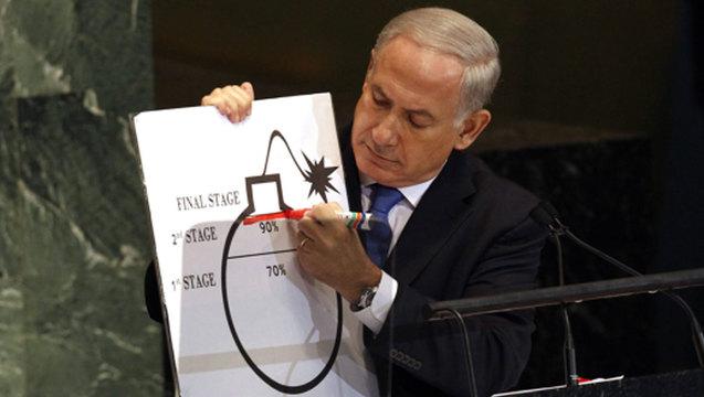 Netanyahuirannuclearunreuters