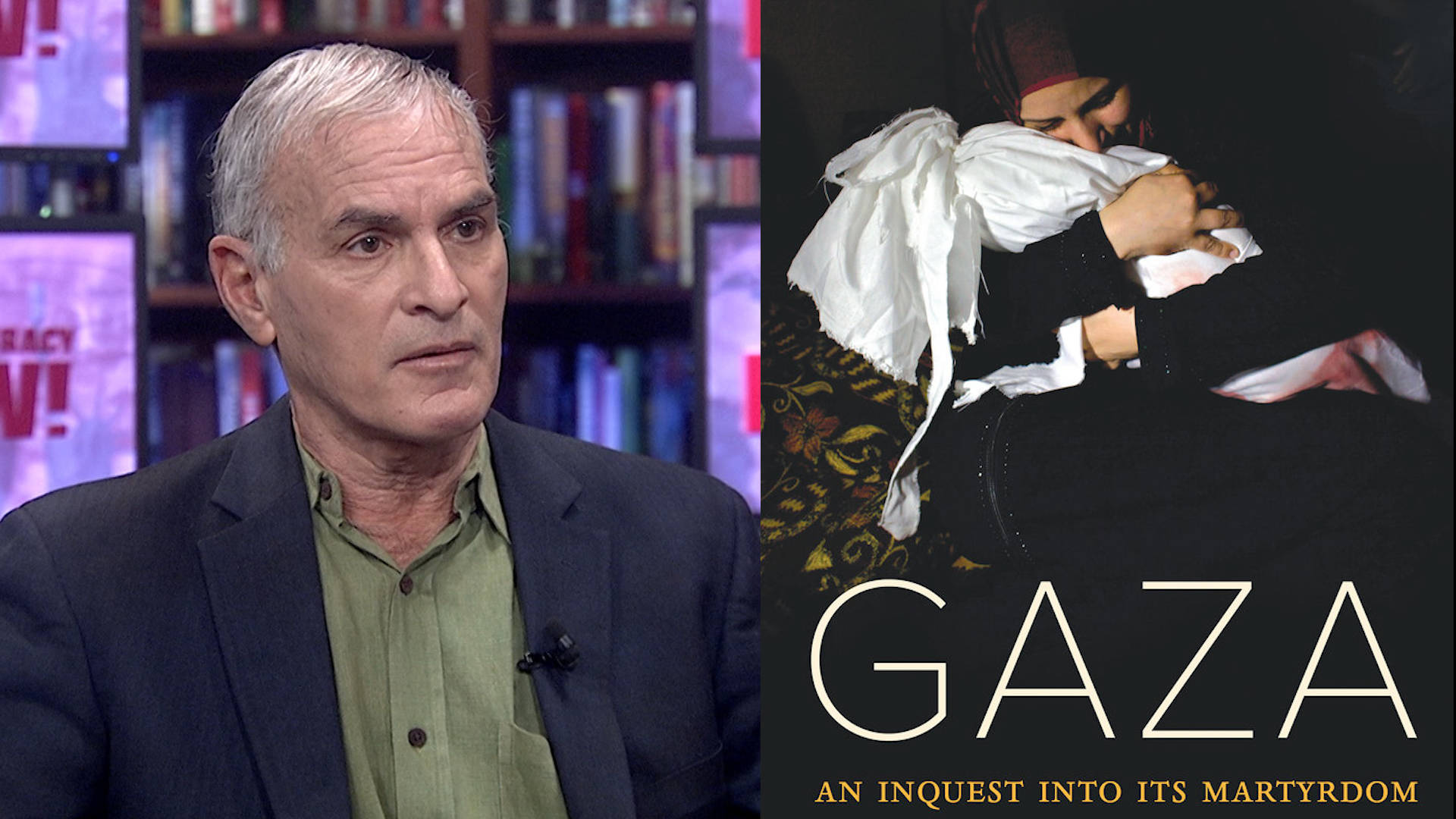 """Gaza: An Inquest into Its Martyrdom"": Norman Finkelstein on the Many Lies Perpetuated About Gaza"