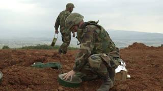 Seg2 landmines usarmy