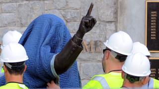 Paterno statue
