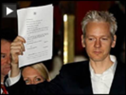 Assange released