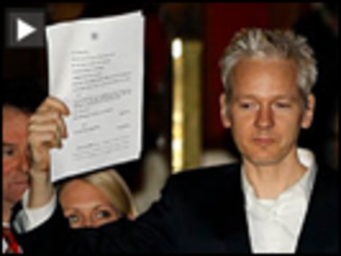 Assange released