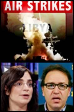 Debate air strikes
