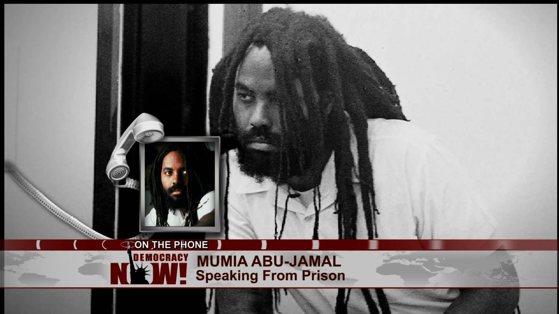 "Mumia Abu-Jamal: ""The United States Is Fast Becoming One ..."