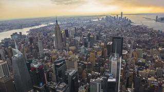 Newyork manhattan aerial 1