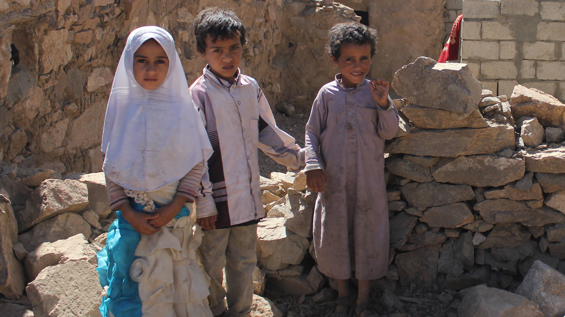 S14 yemen children iona