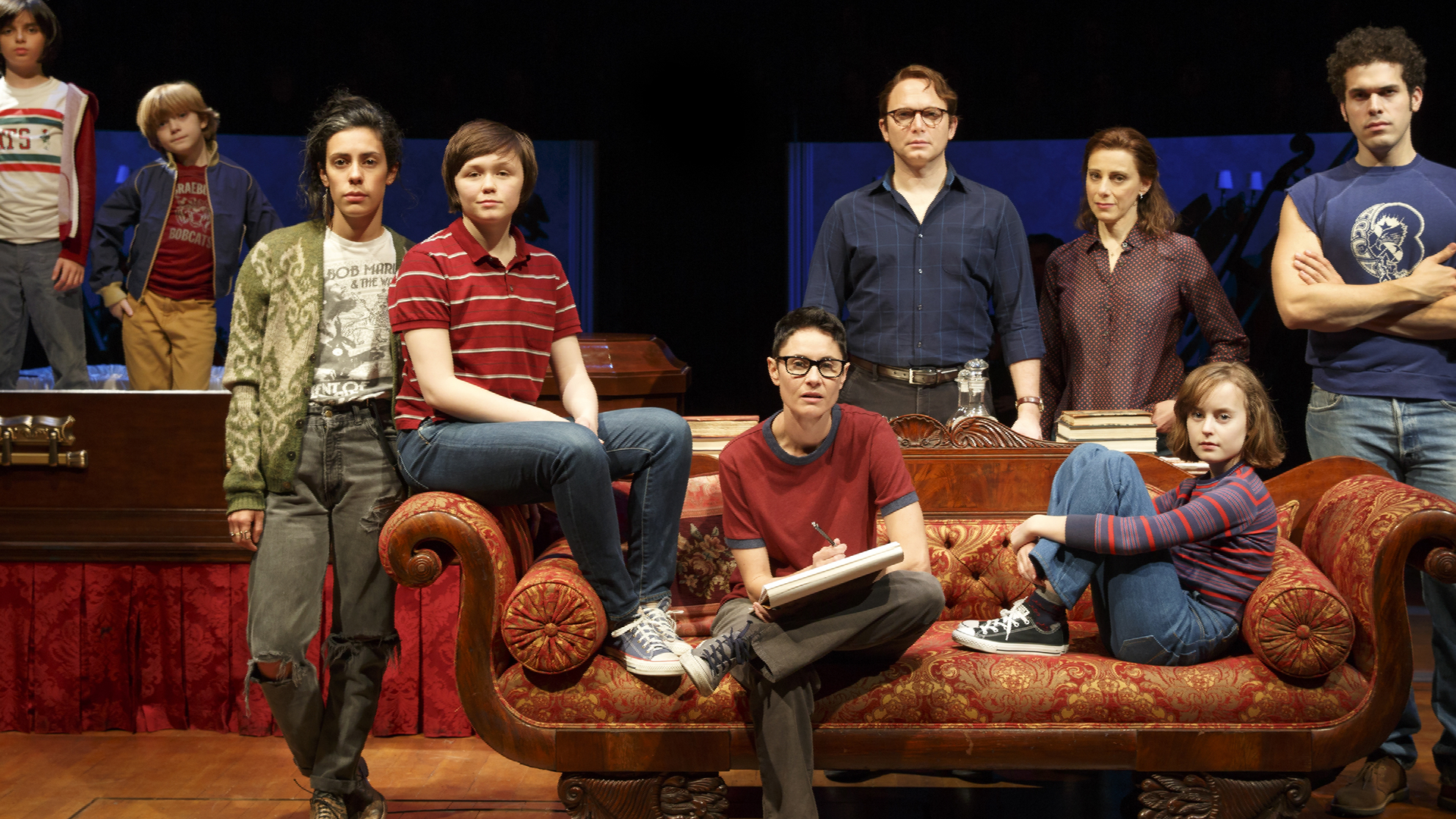 """Alison Bechdel's """"Fun Home"""": The Coming-Out Memoir That Became a Hit Broadway Musical"""