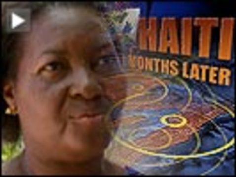 Haiti rape