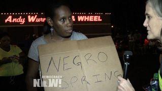 Fergusonprotester