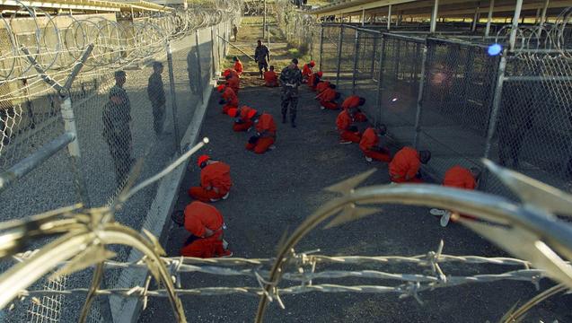Guantanamo bay detainees 2