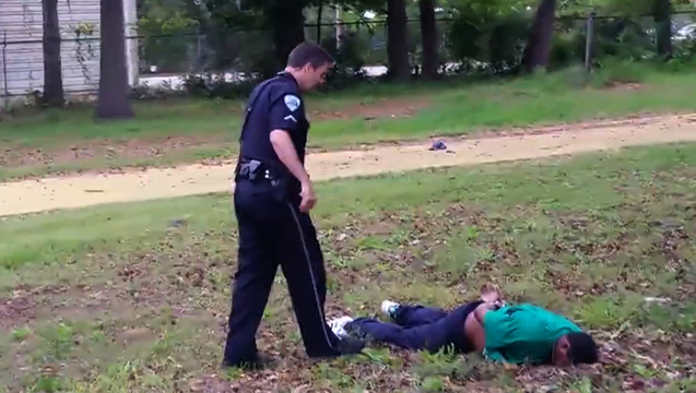 Walter scott police slager shooting south carolina 1
