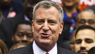Mayor deblasio nyc rent affordable housing 2