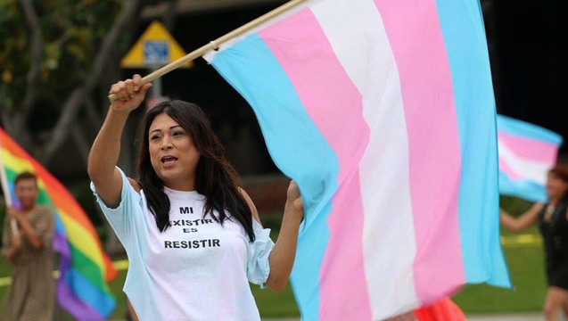 Jennicet gutierrez lgbtq trans udocumented struggle continues 1