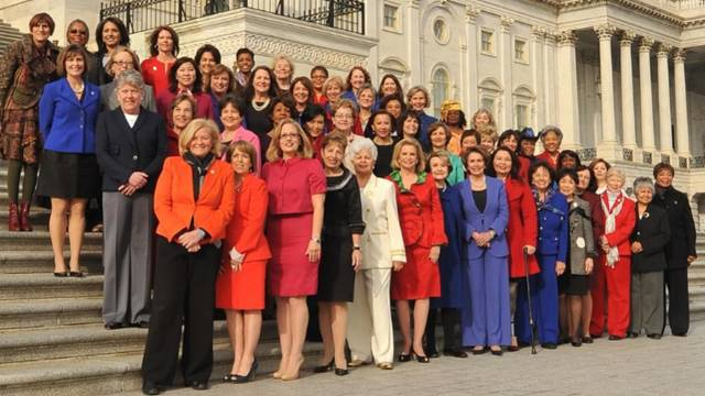 Most diverse congress 1