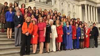 Most diverse congress 1