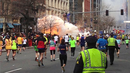"Boston Marathon a ""Horrifying Scene"" After Twin Blasts Kill 3 and Leave Scores Maimed, Wounded"