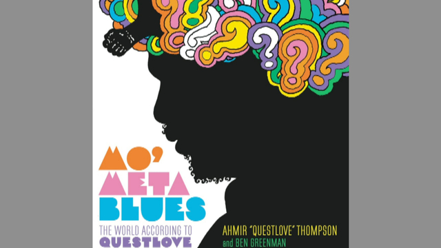 Questlove book