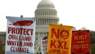 Keystonexlpipelineprotestcongress