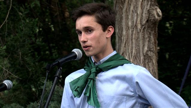 Evan young colorado valedictorian speech 1