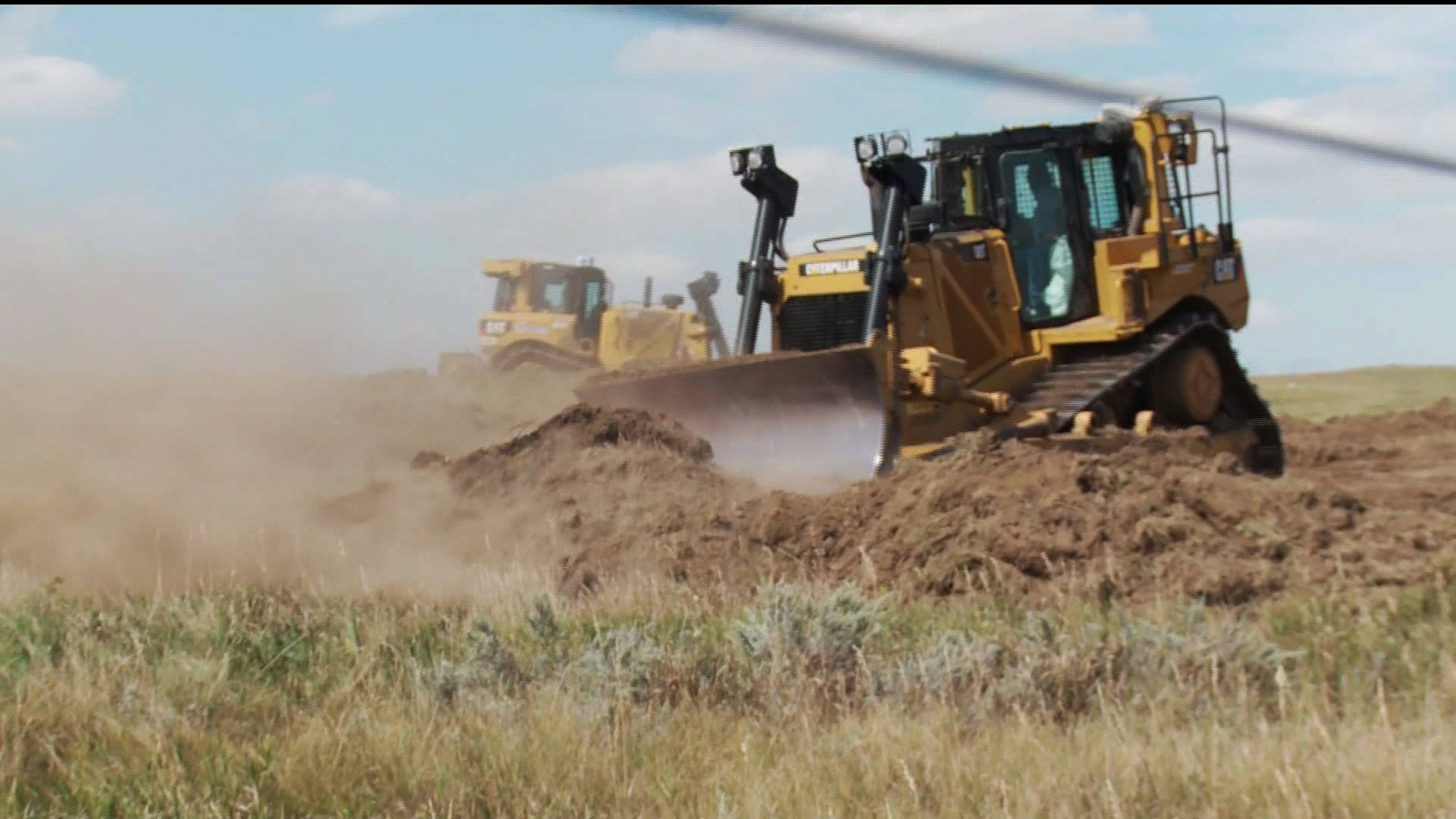 Did the Dakota Access Pipeline Company Deliberately Destroy Sacred Sioux Burial Sites?