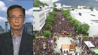 S3 hong kong protests martin lee split20