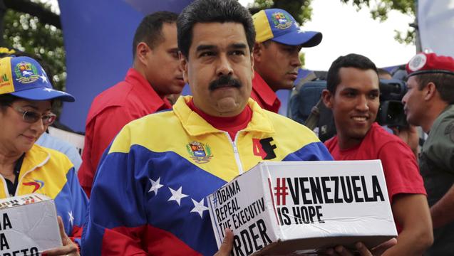 Maduro venezuela obama panama summit americas 1