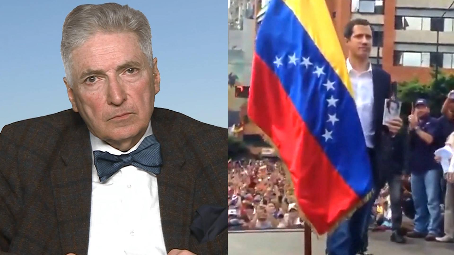 Former U.N. Expert: The U.S. Is Violating International Law by Attempting a Coup in Venezuela