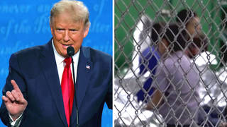 Seg3 trump kids cages