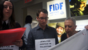 Not In Our Name: Jewish Activists Arrested in Sit-in at Friends of Israel Defense Forces NYC Office