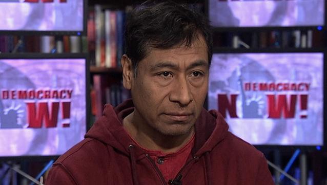 Antonio tizapa ayotzinapa students