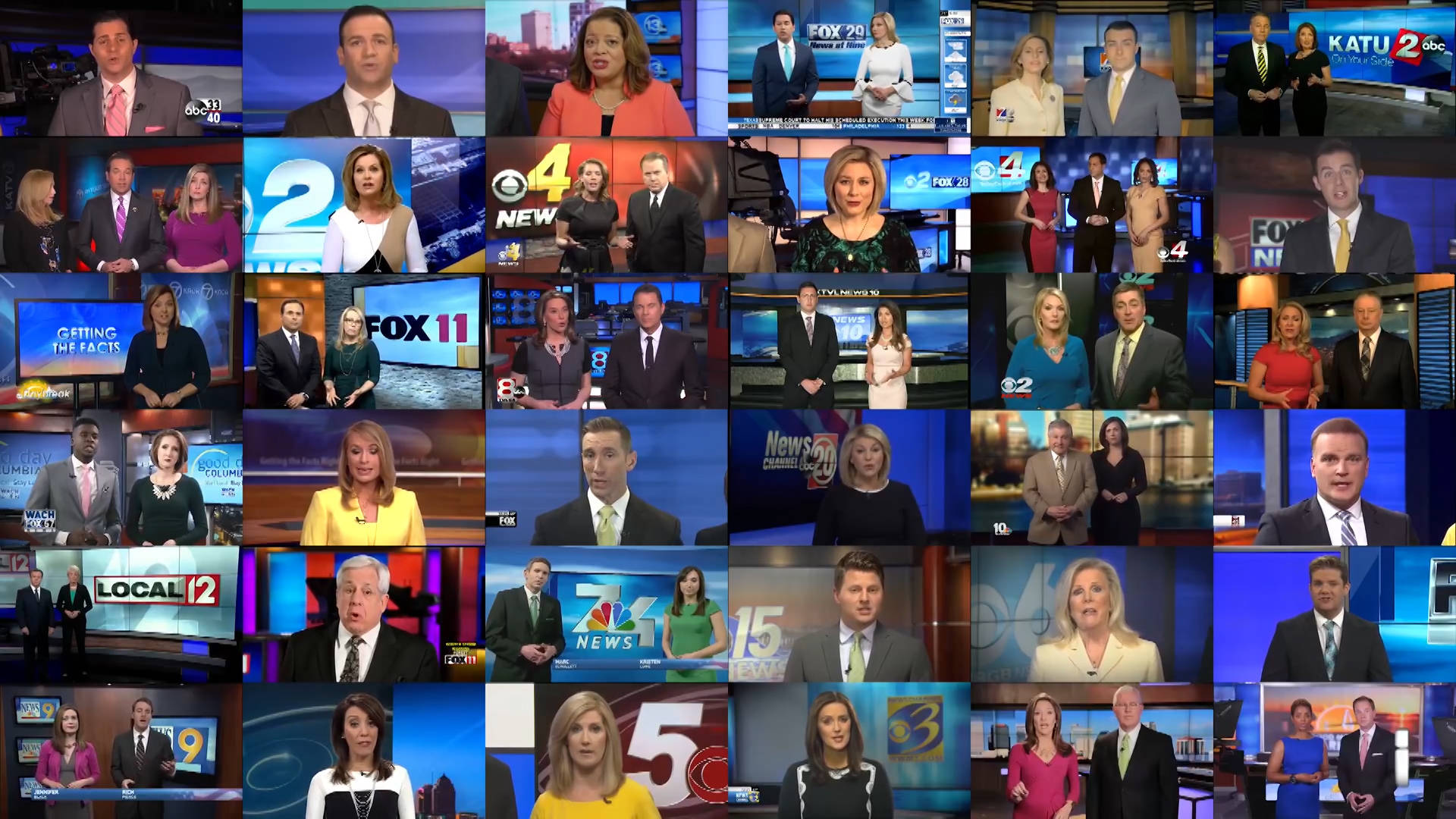 Media Giant Sinclair, Under Fire for Forcing Anchors to Read