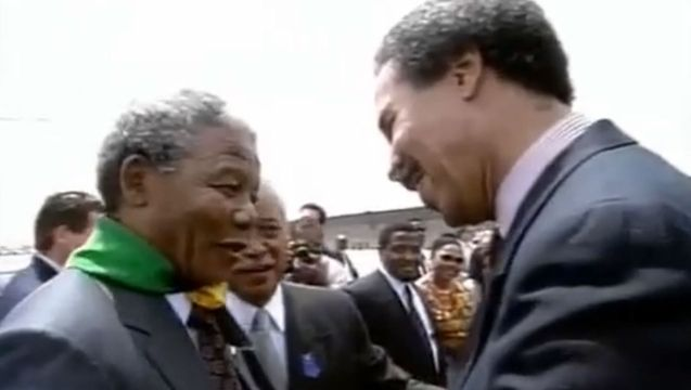 Mandela and robinson 2