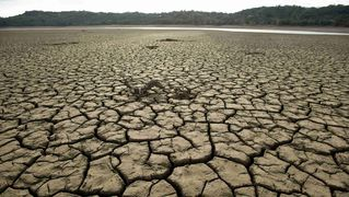 California drought water global warming 1