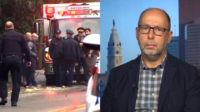 Seg glosser synagogue crime scene split 1