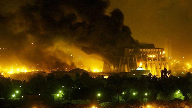 Iraqwarstart