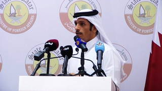 S8 qatar foreign minister