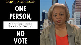 Seg carol voter suppression book split