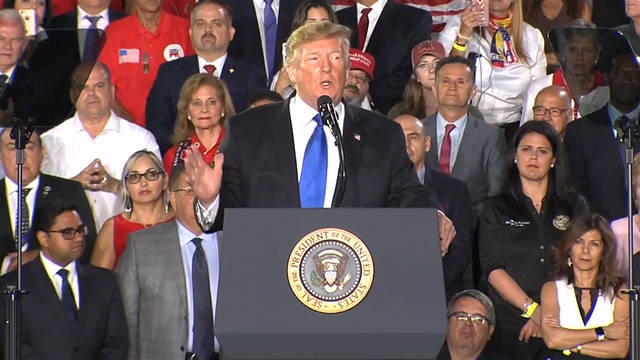 Seg1 trump miami rally
