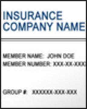 Insurance cardweb