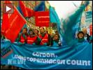 London protest cop15