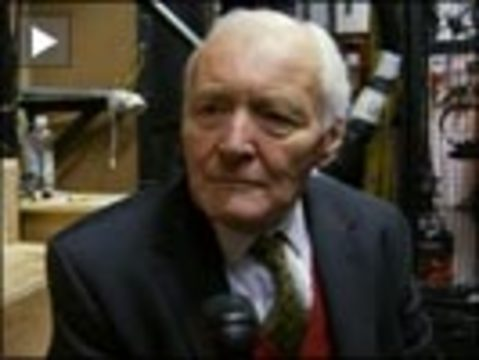 "Tony Benn on Tony Blair: ""He Will Have to Live 'Til the"