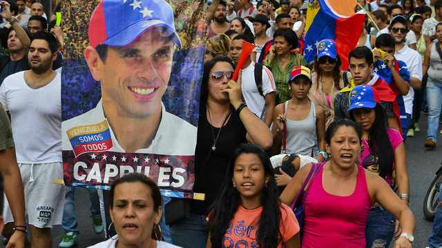 Protest venezuela 3