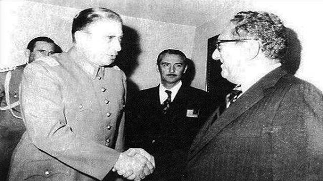 Kissinger pinochet