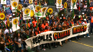 Climate-march