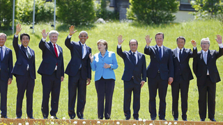 G7 leaders obama merkel cameron bavaria germany 1