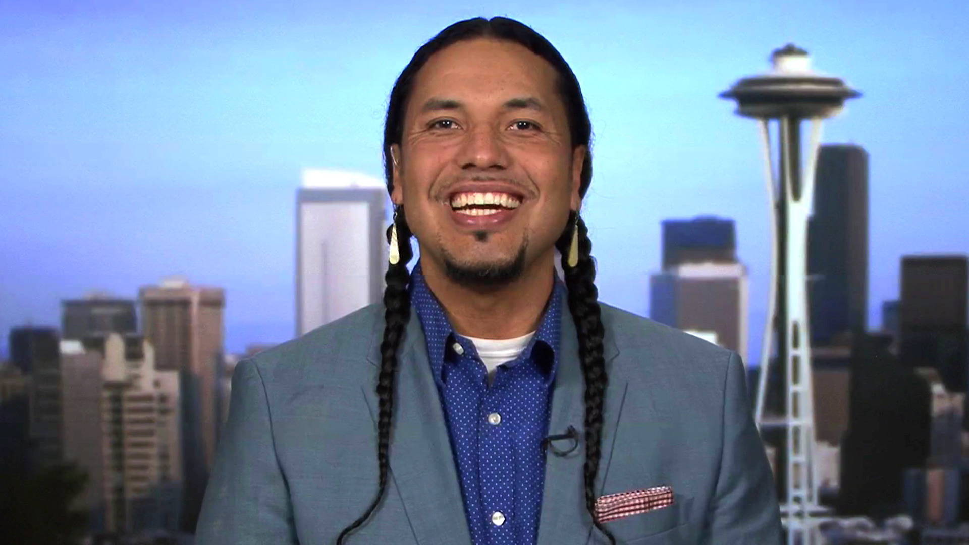 "Trump is a Mercenary"": Native Writer Gyasi Ross on GOP Debate & Why ..."